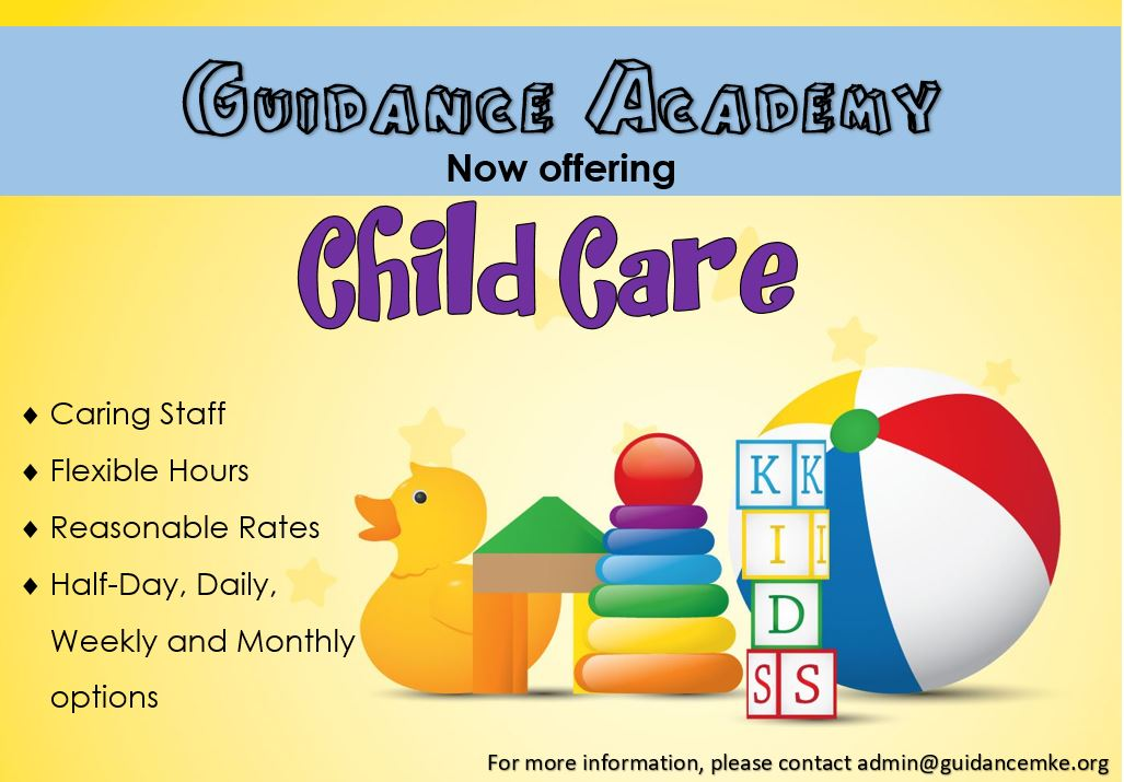 Child Care - Guidance Academy